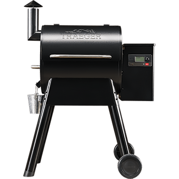 Traeger Pro Series 575 - The Kansas City BBQ Store