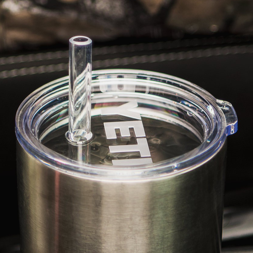 YETI Rambler Tumbler Straw/Lid for 20 oz.