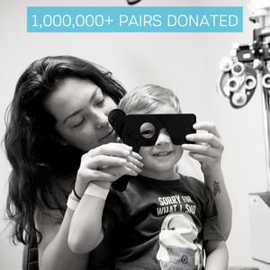1 Million Pairs Donated
