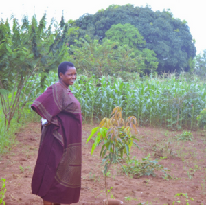 Ugandan Farmer Ends Food Scarcity for Her Family and Community