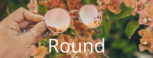 Round Sunglass Collection