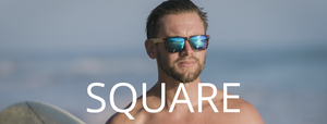 Square + Classic Sunglass Collection