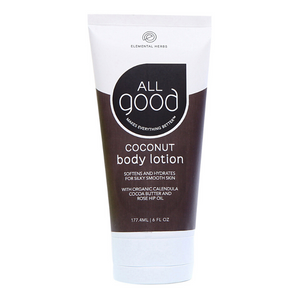 Coconut Body Lotion - 6oz