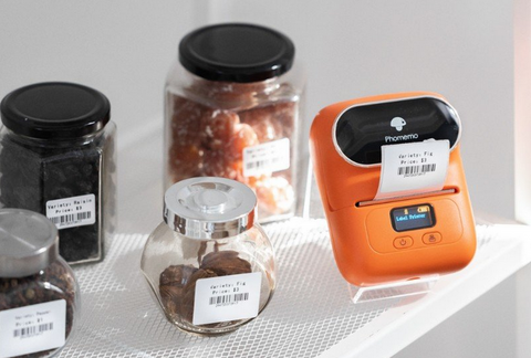 How the mini label printer helps everyone classify medicines