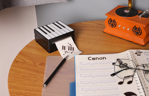 A pocket printer that is portable and easy to maintain, so you don't suffer from taking one home