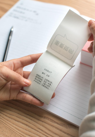Learn to take notes, a Bluetooth portable mini printer can save half of the time