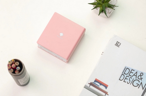 Phomemo M02 portable pocket printer helps you quickly get a good-looking hand account