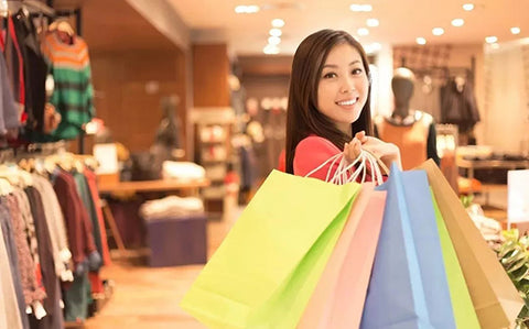 How to increase customer traffic in clothing stores with M110 mini printer