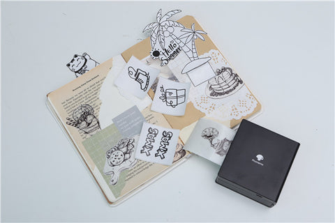 decorate for journaling