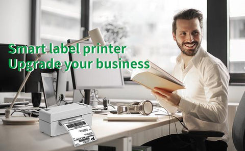 phomemo thermal4x6labelprinter with small business
