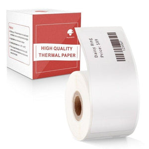 Jewelry Price Label Self-Adhesive- Compatible for Phomemo M110 Label Printer-1 Roll of 100 Labels 30x25mm