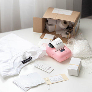 Phomemo M110 Thermal Label Maker | Pink( will be shipped on December 18th!)