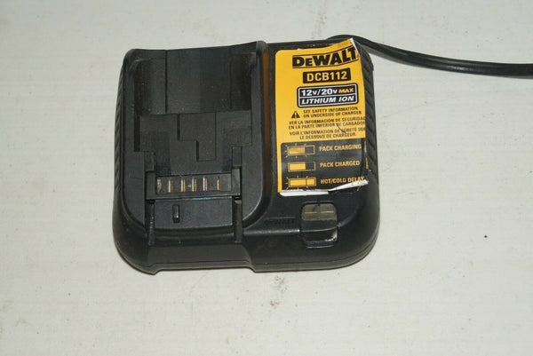 DEWALT DCB201 20V 20 Volt Max Li-Ion 2.0Ah Battery Pack U1876 - [home-and-tool].