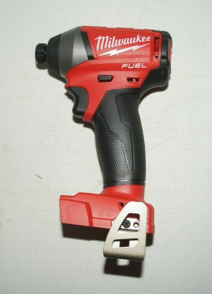"New Milwaukee 2753-20 FUEL 1/4"" Brushless M18 Cordless Impact Driver Tool Only - [home-and-tool]."