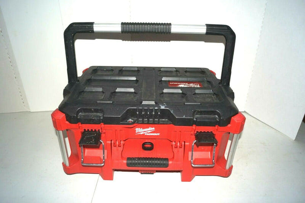 Milwaukee 48-4222-85 Large 22 in. Tool Box Barely Used
