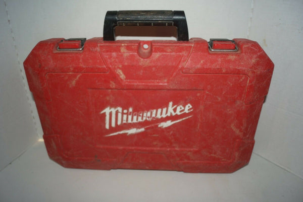 "MILWAUKEE 5262-21 7/8"" sds plus rotary hammer case (case only) USED U801 - [home-and-tool]."
