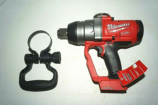 New Milwaukee 2867-20 M18 FUEL 1 in. Impact Wrench w/ ONE-KEY (Bare Tool)