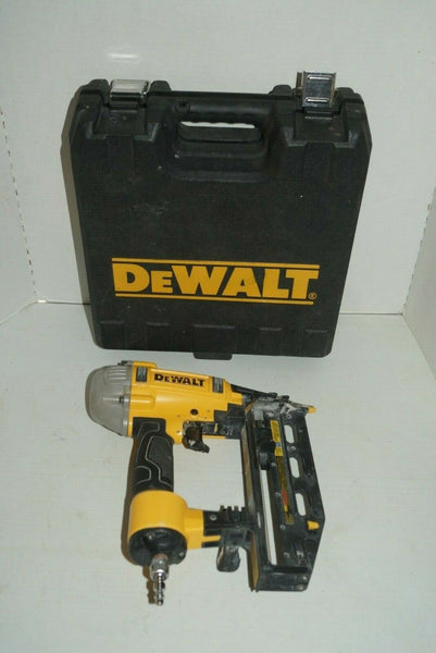 Dewalt DWFP71917  16 Gauge Finish Nailer USED - [home-and-tool].