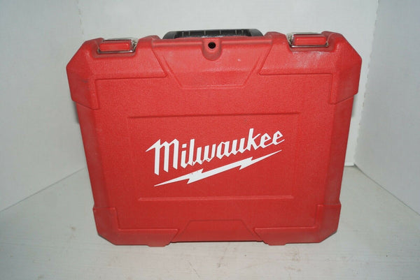 Milwaukee 2701-22CT 1/2 in. Brushless Drill/Driver Carrying Case Only Used