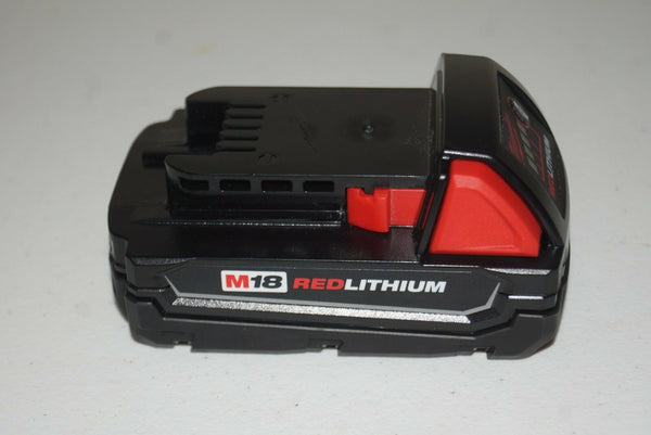 Genuine Milwaukee M18 18-V Lithium-Ion Compact Battery 1.5Ah 48-11-1815 USED - [home-and-tool].
