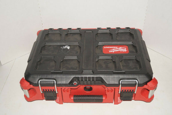 "MILWAUKEE PACKOUT 22"" IP65 Rated Tool Box, Modular Storage 48-22-8424 BRAND NEW"