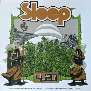 Sleep : 420 Denver, Seattle