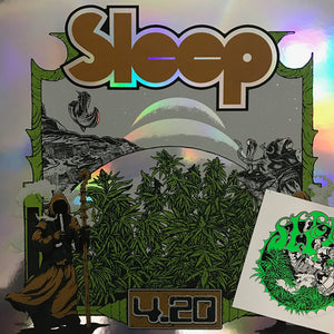 Sleep 420 : Mini print : FOIL