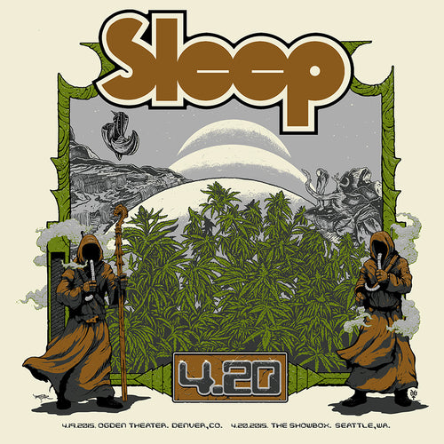 Sleep 420 : mini print