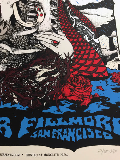 The Black Crowes : SF 2008 : AE