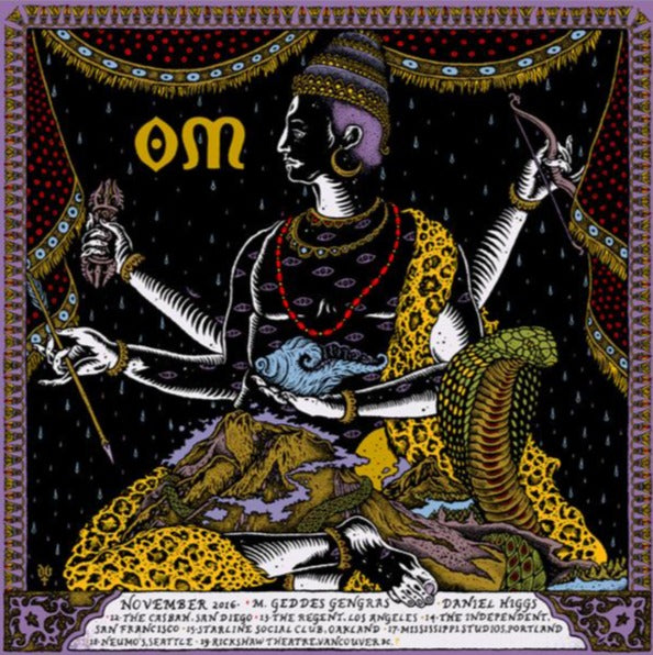 OM : West Coast 2016 : Variant Edition