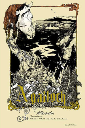 Agalloch : West Coast 2010