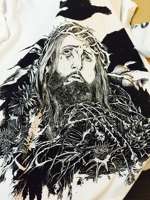 Christ and Dove : T-shirt