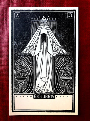 Ex Libris Bookplate Set