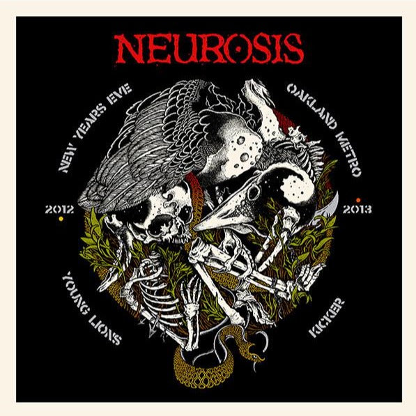 Neurosis : New Years Eve 2013