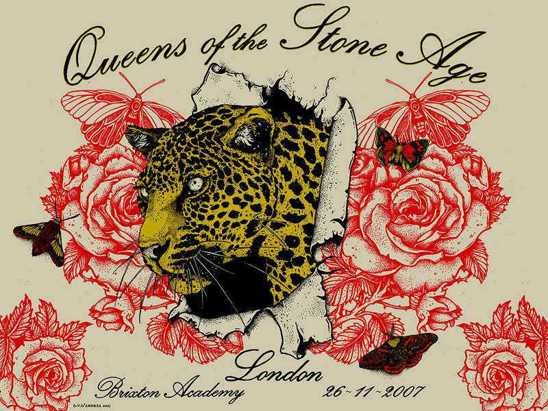 Queens of the Stone Age : London 07