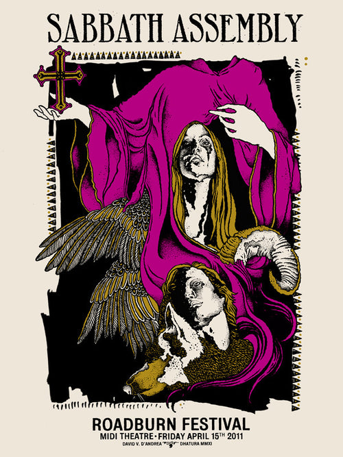 Sabbath Assembly : Roadburn 2011