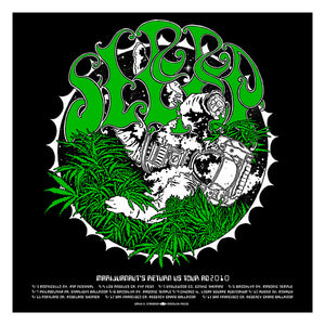 Sleep : Marijuanaut's Return 2010