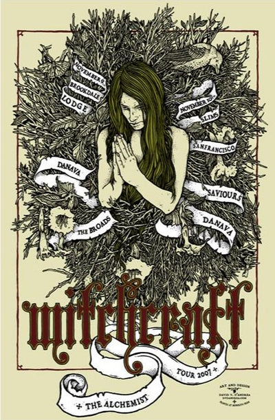 Witchcraft : Tour 2007