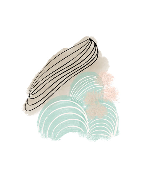 Sea Print by Bree Inspired