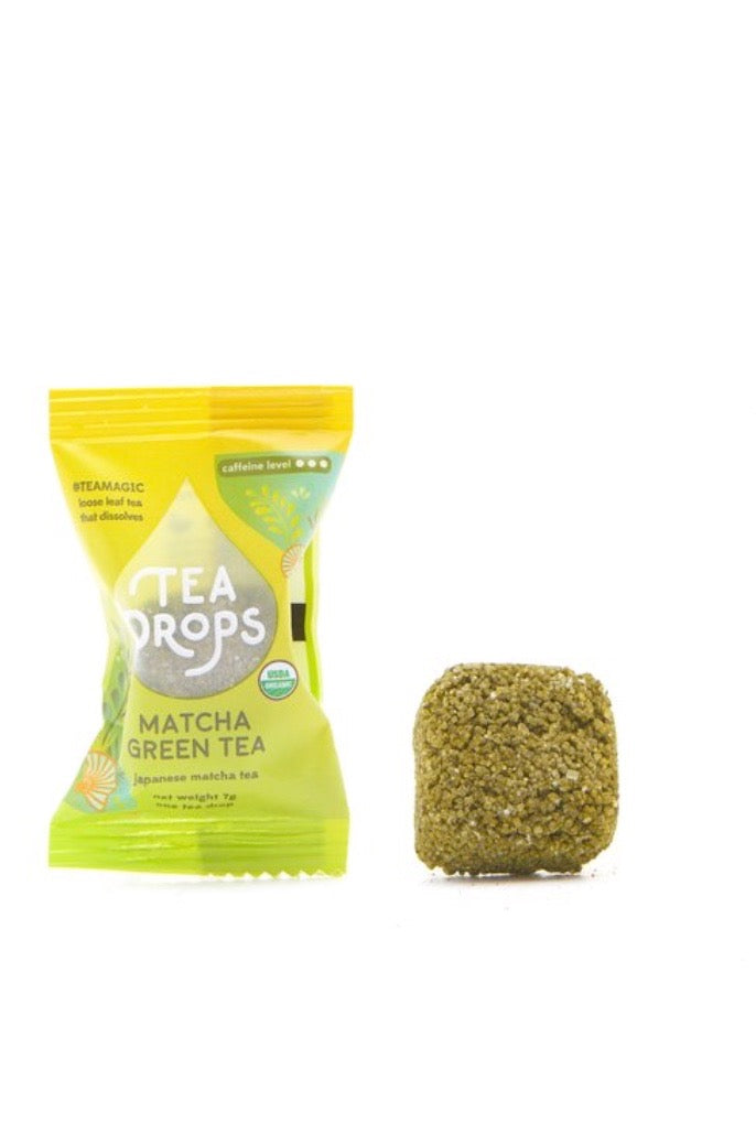 Matcha Green Tea - Tea Drops