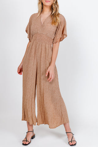 Dawn High Rise Wide Leg Crop