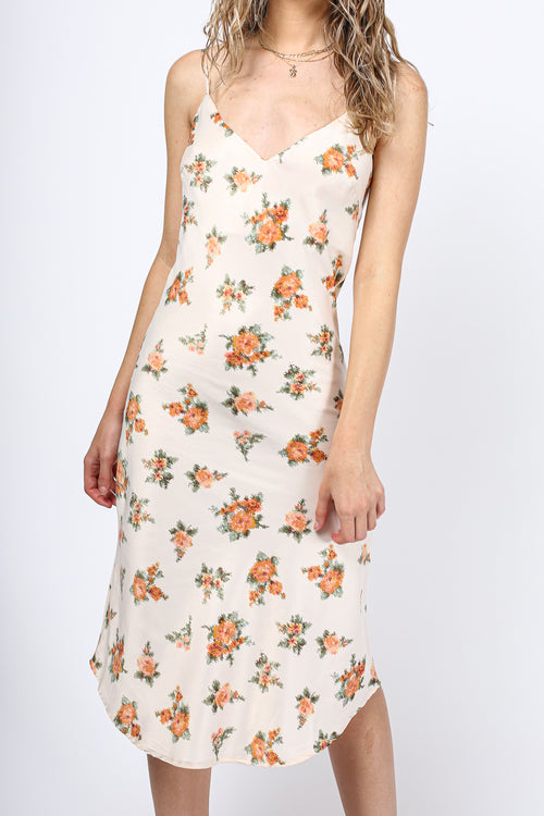 Love Songs Midi Dress