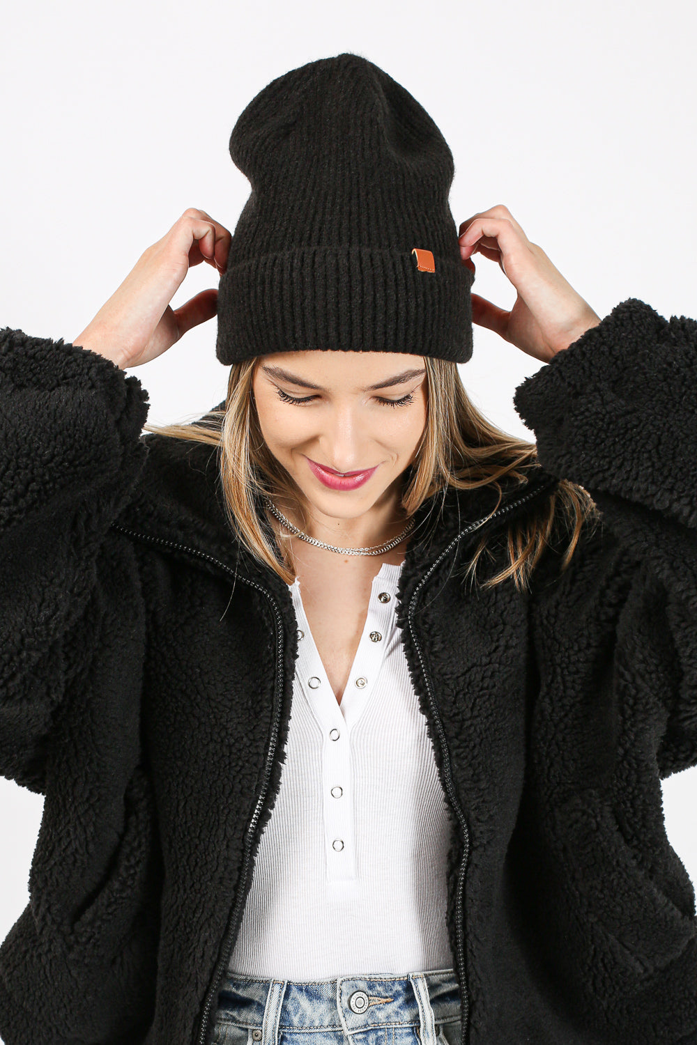 Be With You Beanie (Black)
