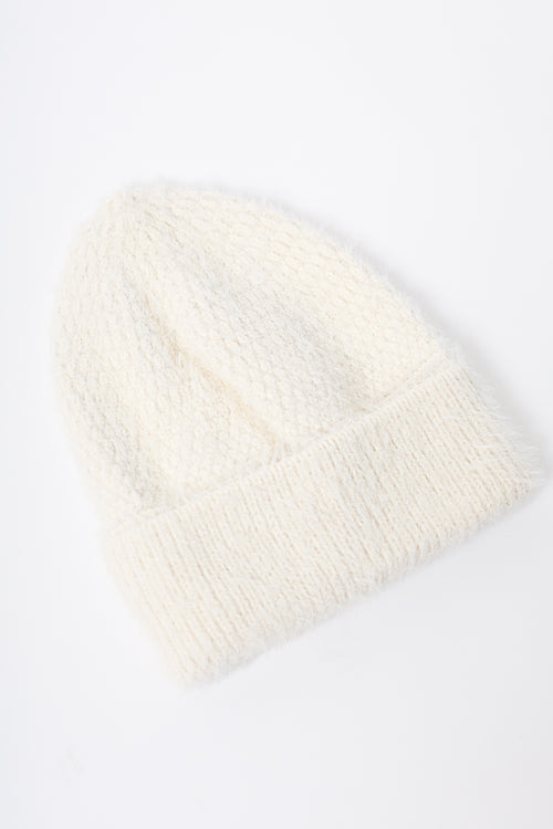 Be Mine Beanie (Ivory)