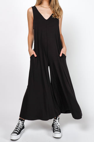 No Looking Back Jumpsuit
