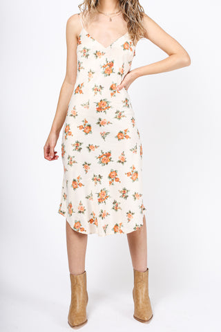 Before You Go Floral Dress
