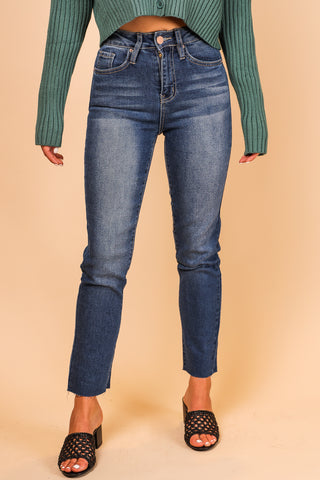 Hollaback High Rise Denim