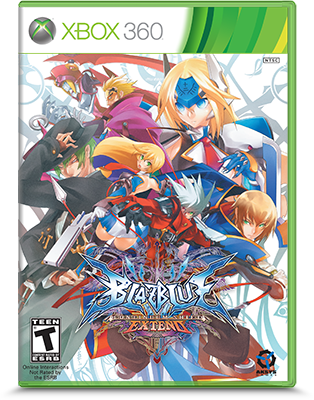 BlazBlue: Continuum Shift EXTEND - XBOX 360