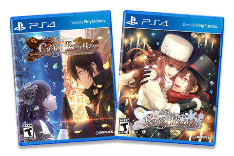 Code:Realize Bundle (PS4) - Bouquet of Rainbows & Wintertide Miracles