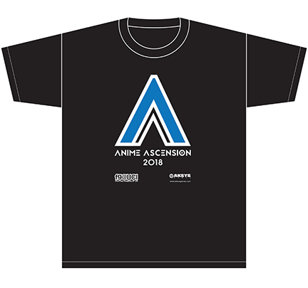 2018 Anime Ascension Shirt - FINAL FEW